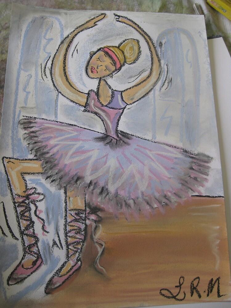 Prima Ballerina by larnielee