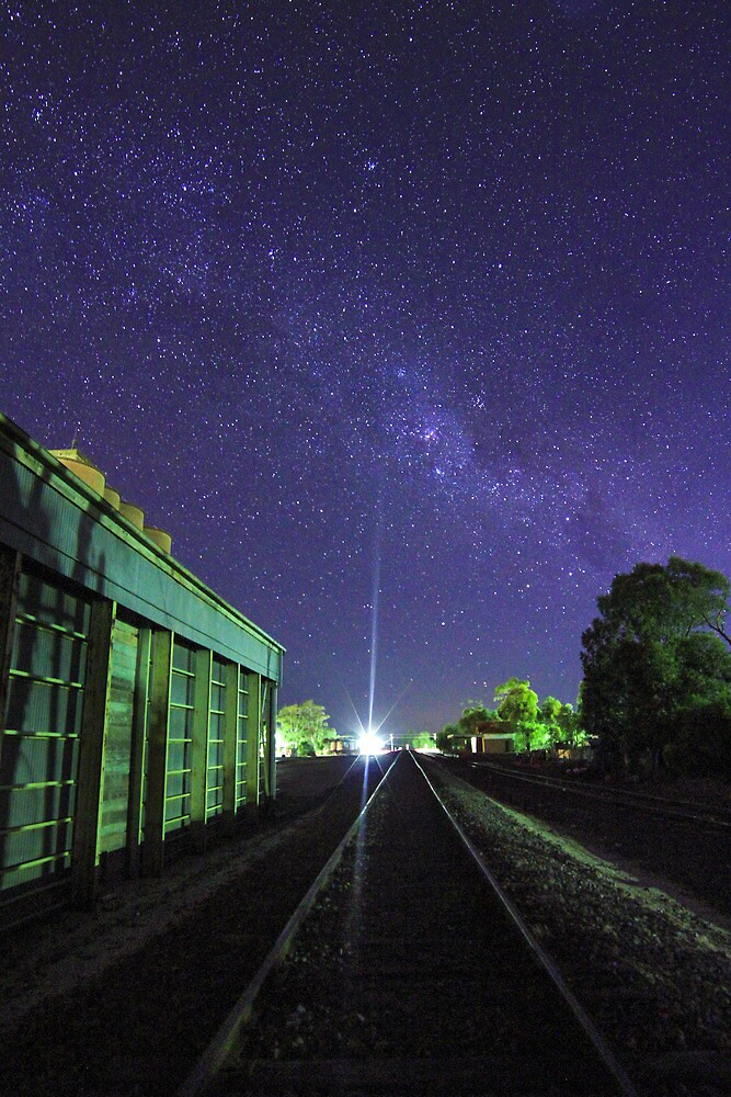 Train to the Stars by Laura O'Dwyer