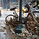 Slush - NYC by Mark  Bennett
