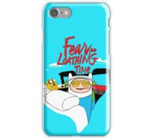 Fear and Loathing Time iPhone Case/Skin