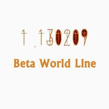 Beta world Line by Iori