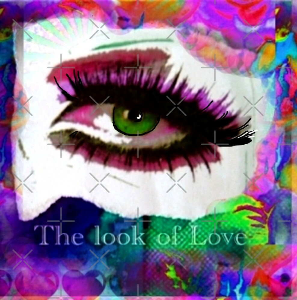 The Look Of Love by Artisimo