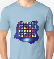 connect 4 Unisex T-Shirt