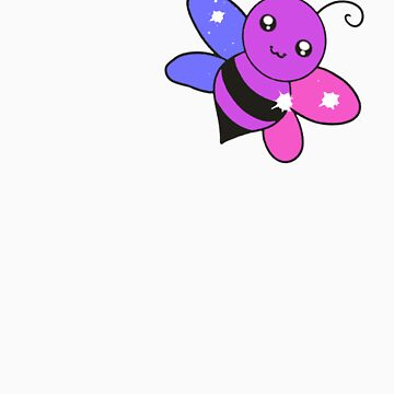 pink bee by elphaba