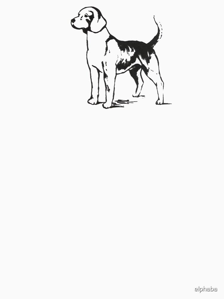 beagle by elphaba