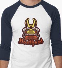 Boathead Men's Baseball ¾ T-Shirt
