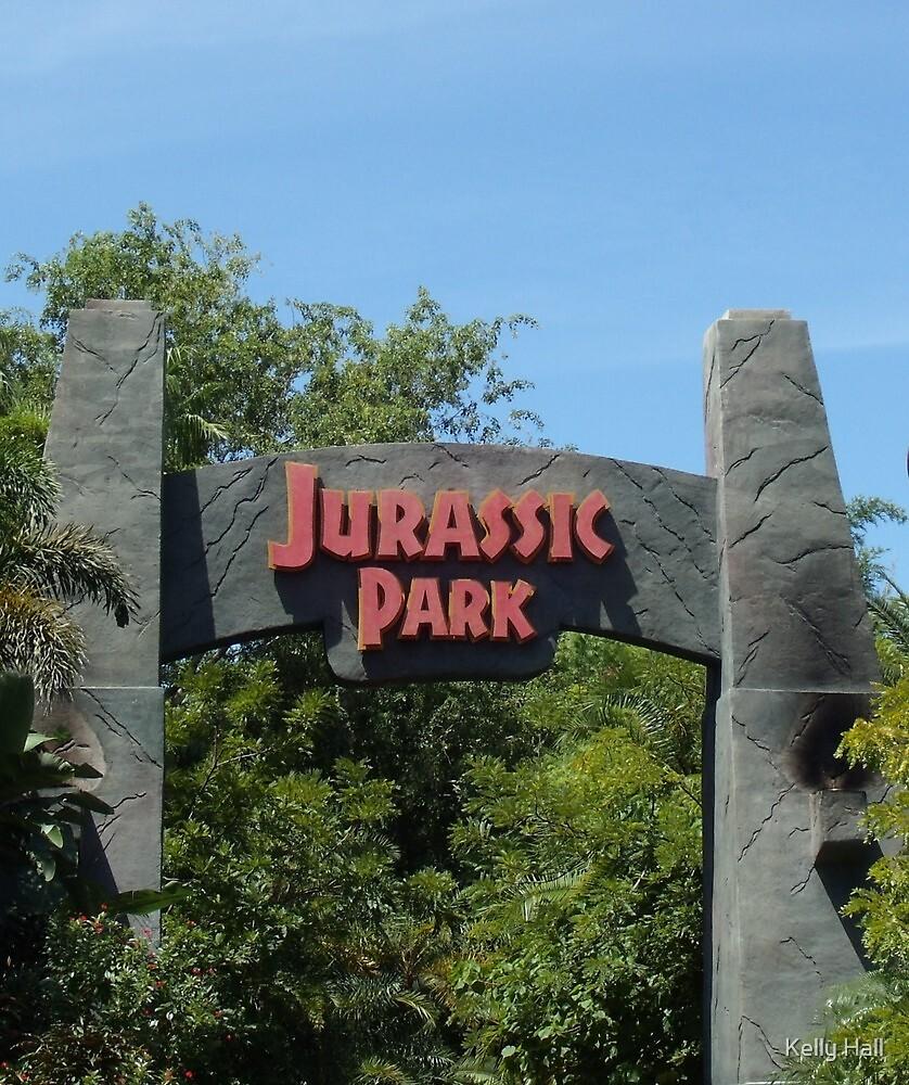 Jurassic Park by nutty1kel