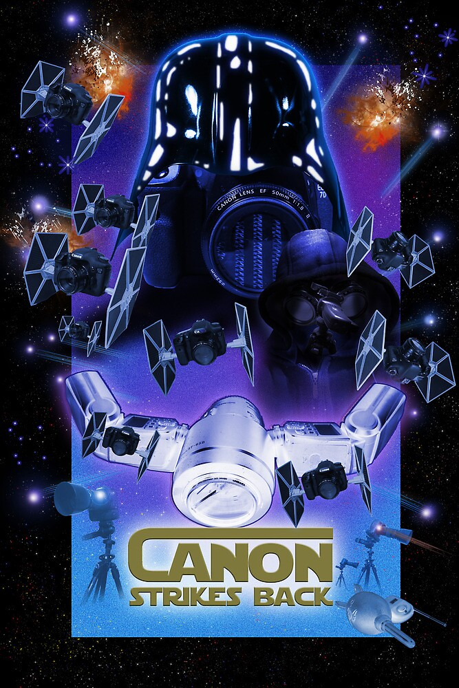 Canon Strikes Back by Randy Turnbow