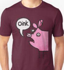 Pig top Unisex T-Shirt