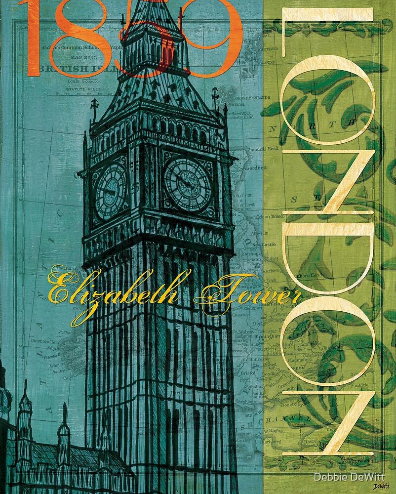 London by Debbie DeWitt