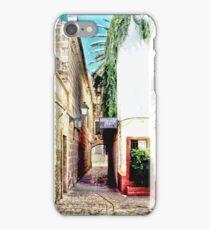 Alleyway iPhone Case/Skin