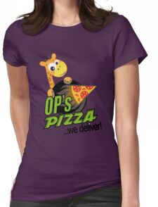 OP's Pizza Delivers (large - no pun intended) T-Shirt