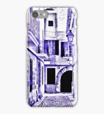 Purple street iPhone Case/Skin