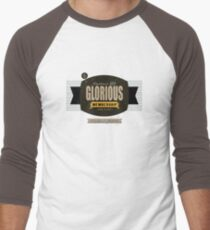 Glorious Men's Baseball ¾ T-Shirt