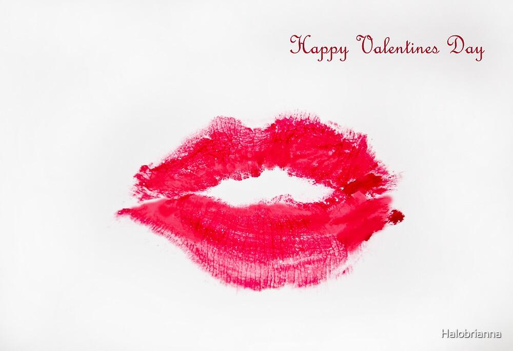 Happy Valentines Day by Halobrianna