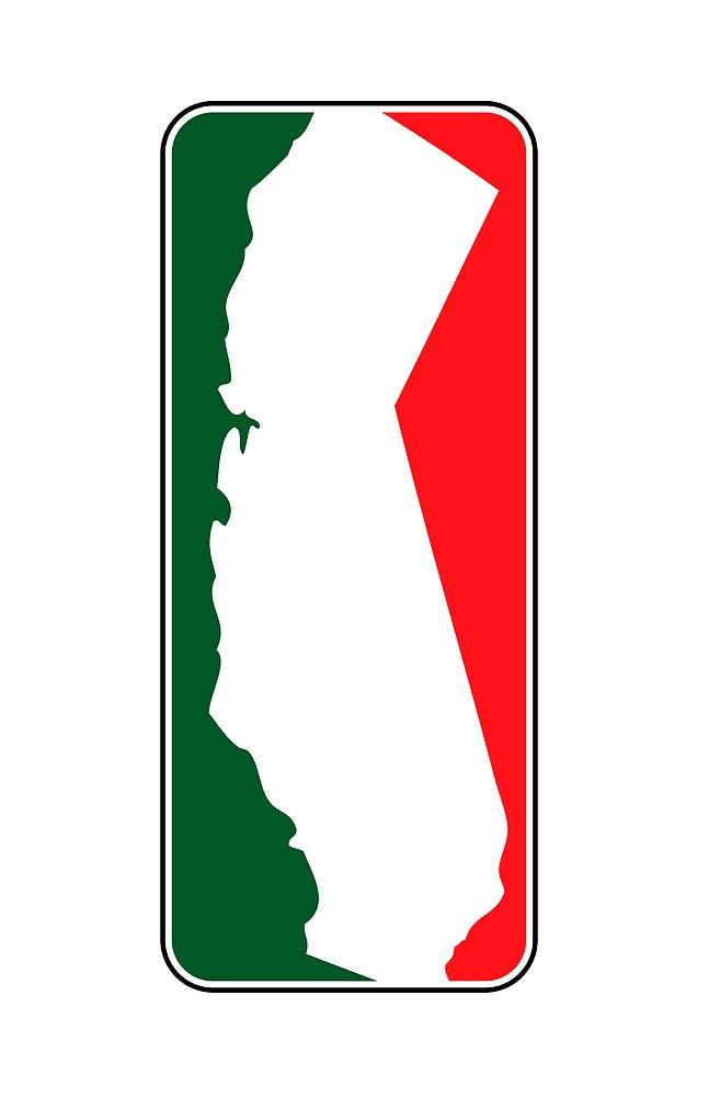 California Mexican Logo by NorCal
