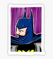 Dark Night Sticker