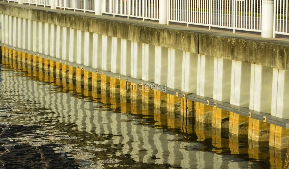 Tampa Riverwalk by Imagery
