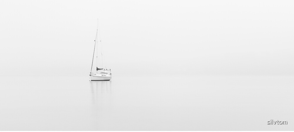Minimal Boat by Silvia Tomarchio