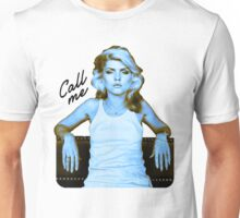 "Blondie ""Call Me"" Unisex T-Shirt"