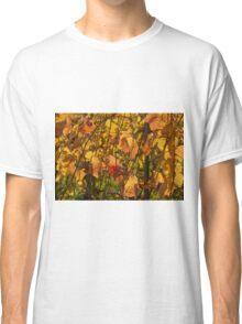 Autumn vines Classic T-Shirt