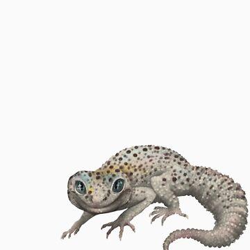 Galaxy Morph Leopard Gecko by knon