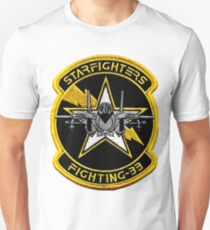 VFA-33 Starfighters Patch T-Shirt