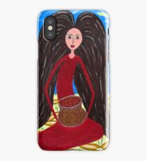 Pot of Gold  Mary Magdalene iPhone Case/Skin