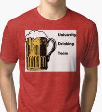 Drinking Team! Tri-blend T-Shirt