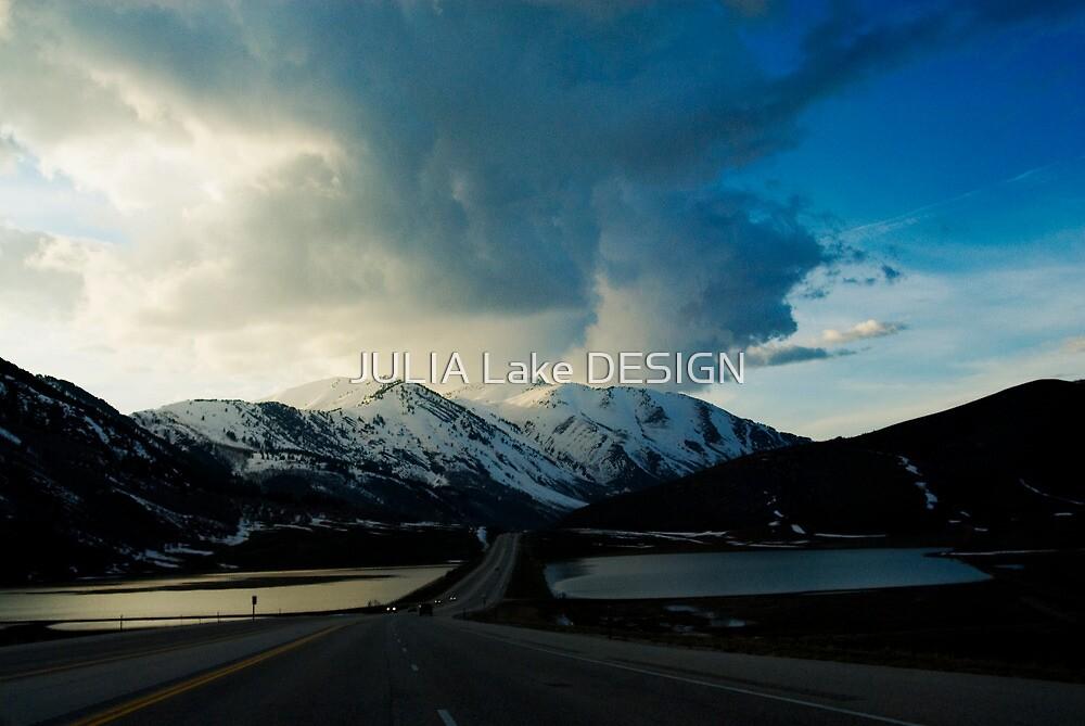 Dry Lake by JULIA Lake DESIGN
