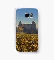 Burkheim, Kaiserstuhl - the castle Samsung Galaxy Case/Skin