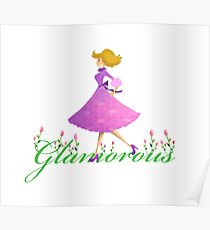 Glamorous Poster