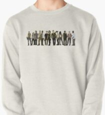 The Walking Dead Cast 2015/16 Pullover