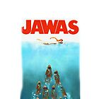funny star wars jawas tshirt by amyditchh