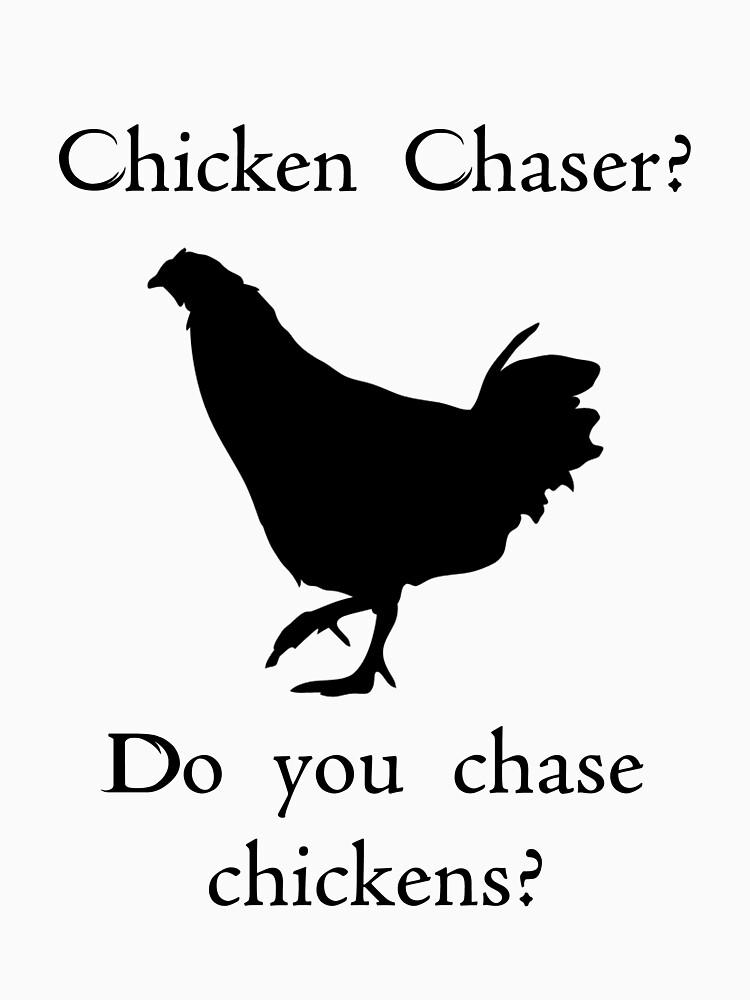 Chicken Chaser by sweettartslover
