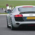 Audi R8 by Martyn Franklin