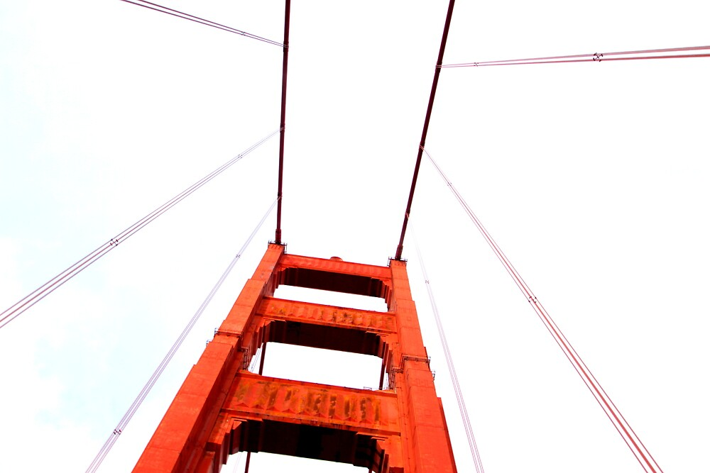 Golden Gate by Hennyphoto