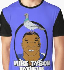 Mike Tyson Mysteries Graphic Graphic T-Shirt