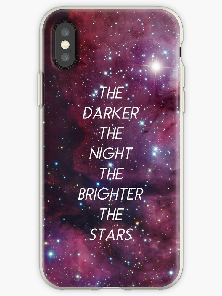The Darker the Night the Brighter the Stars by TheKaren