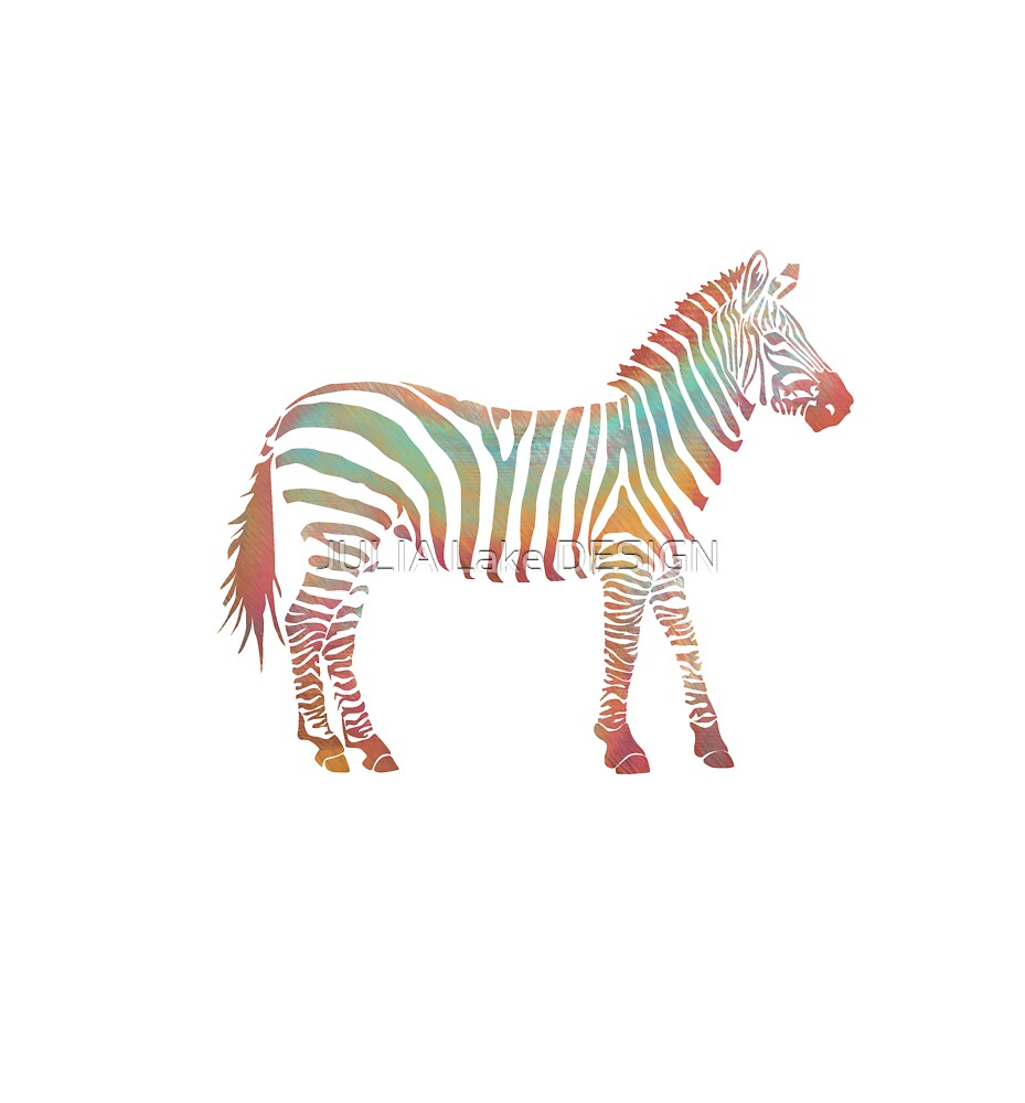 Zebra by JULIA Lake DESIGN