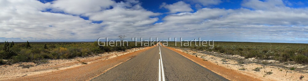 Road to Nowhere - Kalbarri WA by Glenn 'Hakka' Hartley