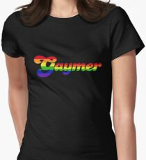 Gaymer Womens Fitted T-Shirt