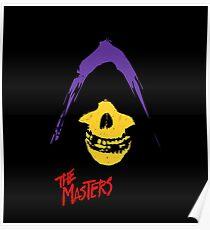 MASTERS FIEND CLUB Poster