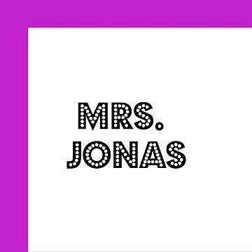 Mrs. Jonas by LindseyMey