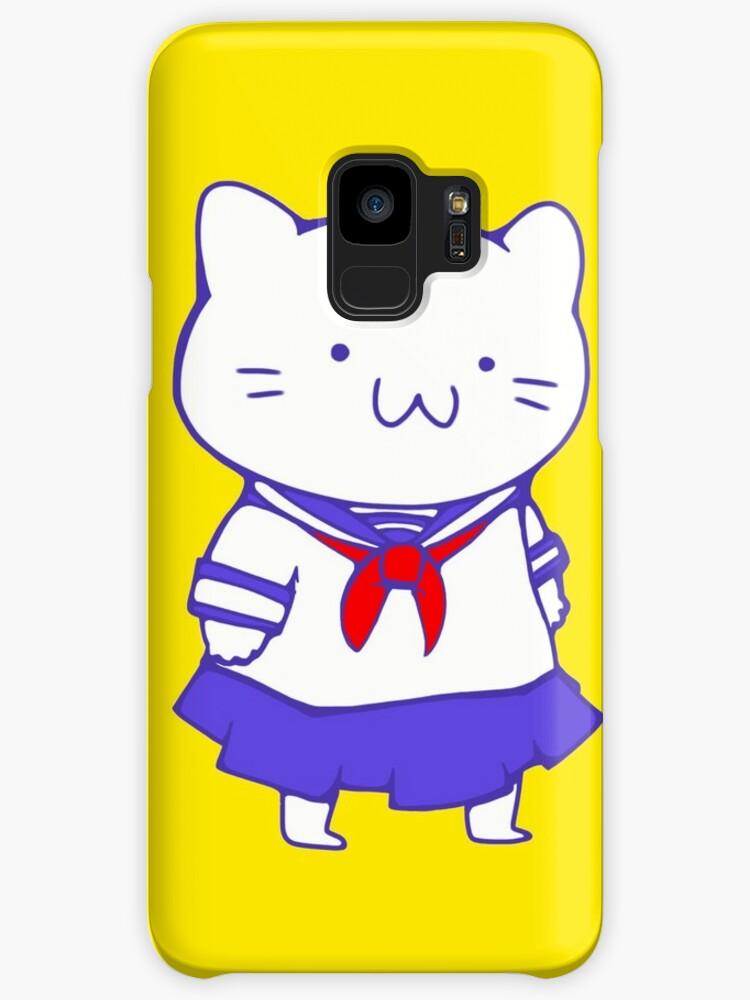 School Girl Kitty by sheepish-days