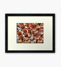 ©MS Uruapan Crafts V Framed Print