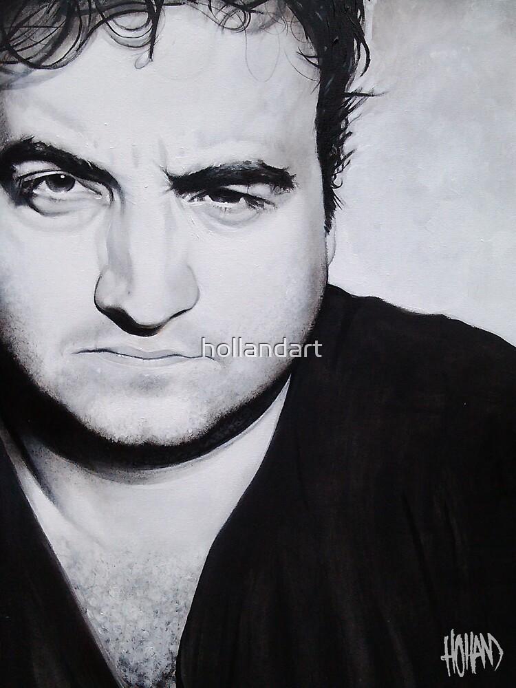 John Belushi by hollandart