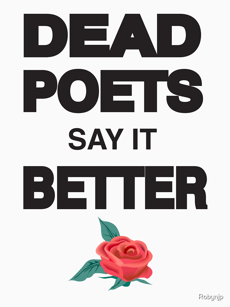 Dead Poets Plain by Robynjp