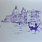 Venice memories #2 by Pauline Winwood