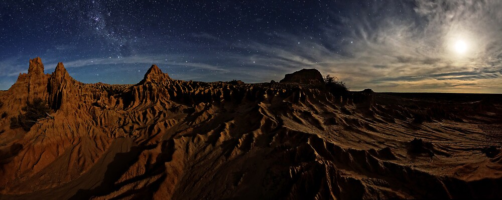 Mungo Moonscape by Robert Mullner